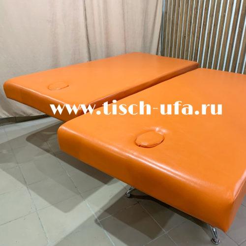 Широкие массажные столы